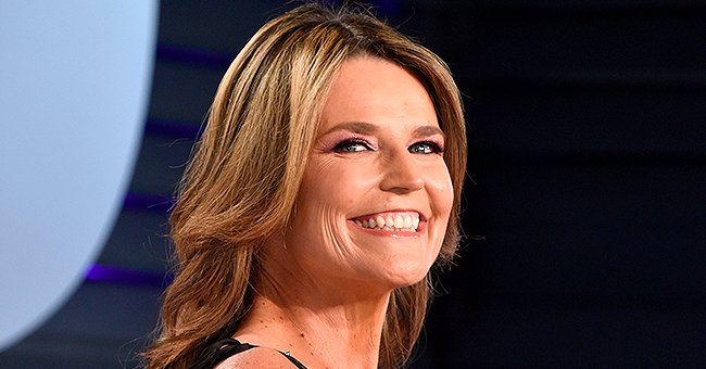 Savannah Guthrie Gives Update on Her Eye Injury and Reveals When She'll Return to 'Today'
