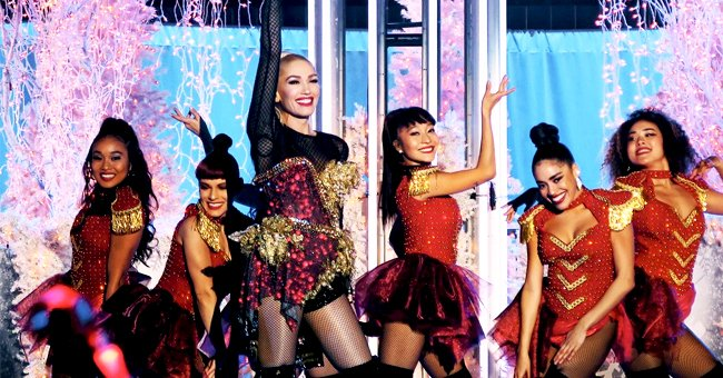Gwen Stefani Rocks Her Performance at NBC's Annual 'Christmas in Rockefeller Center' Special