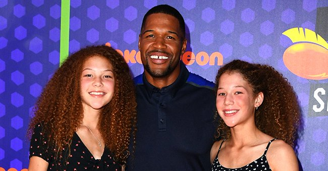 Michael Strahan's Twin Daughters Share Photos of Their Rarely-Seen Mom Jean Muggli