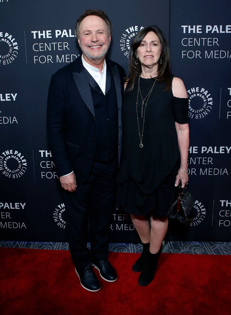 Billy Crystal and Janice Crystal attend The Paley Honors: A Gala Tribute To LGBTQ | Getty Images