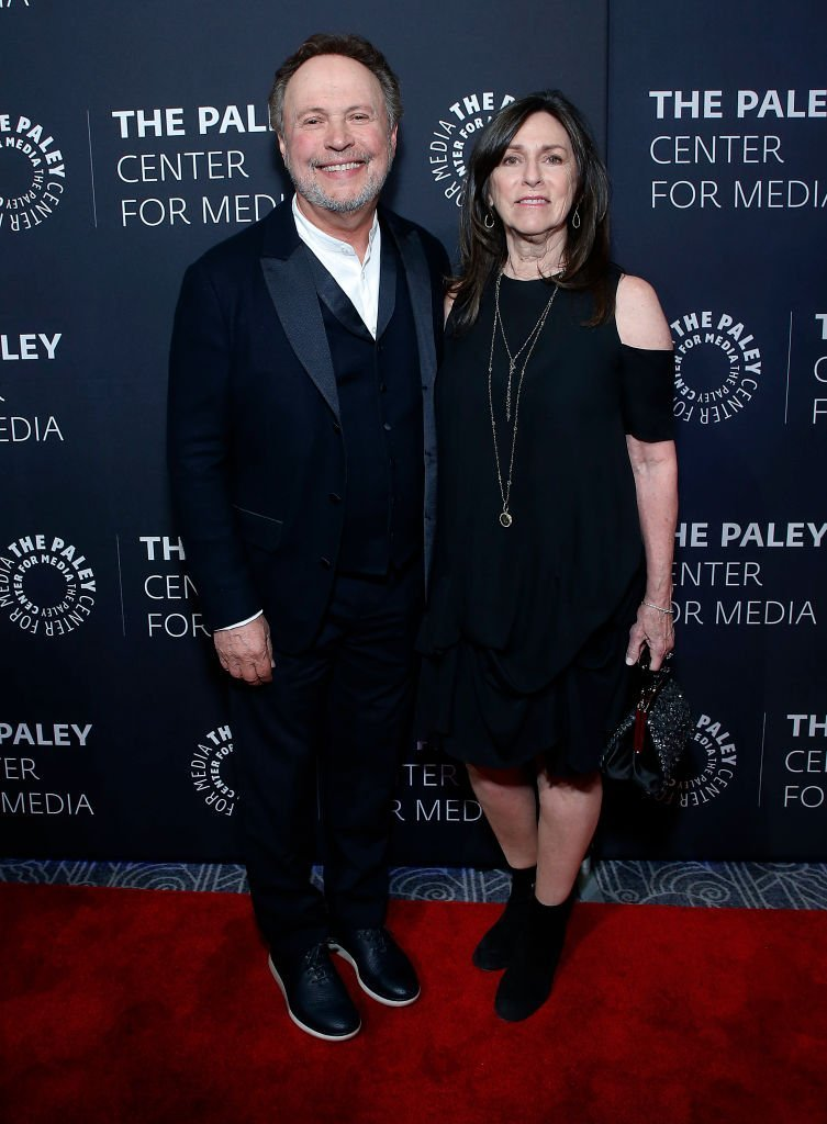 Billy and Janice Crystal on May 15, 2019 in New York City | Source: Getty Images/Global Images Ukraine