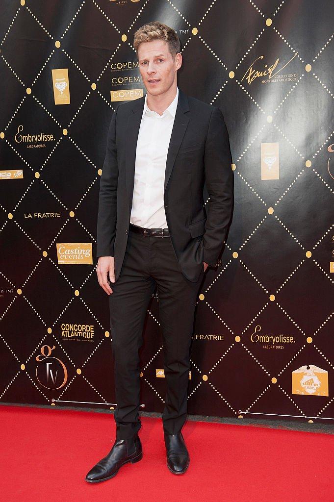 Le chroniqueur Matthieu Delormeau. l Source : Getty Images