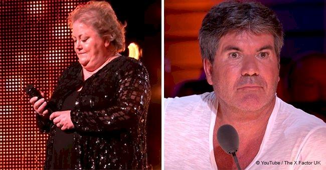 """Une agricultrice de 53 ans a ensorcelé le public avec un chant incroyable sur """"The X Factor"""""""