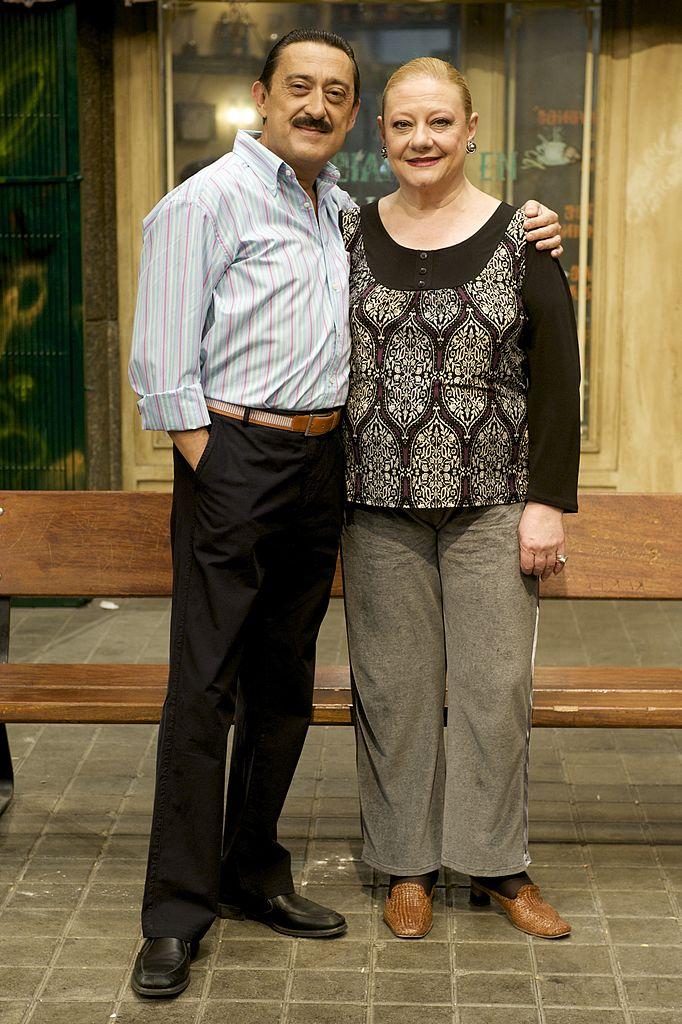 Mariano Pena y Marisol Ayuso.| Fuente: Getty Images