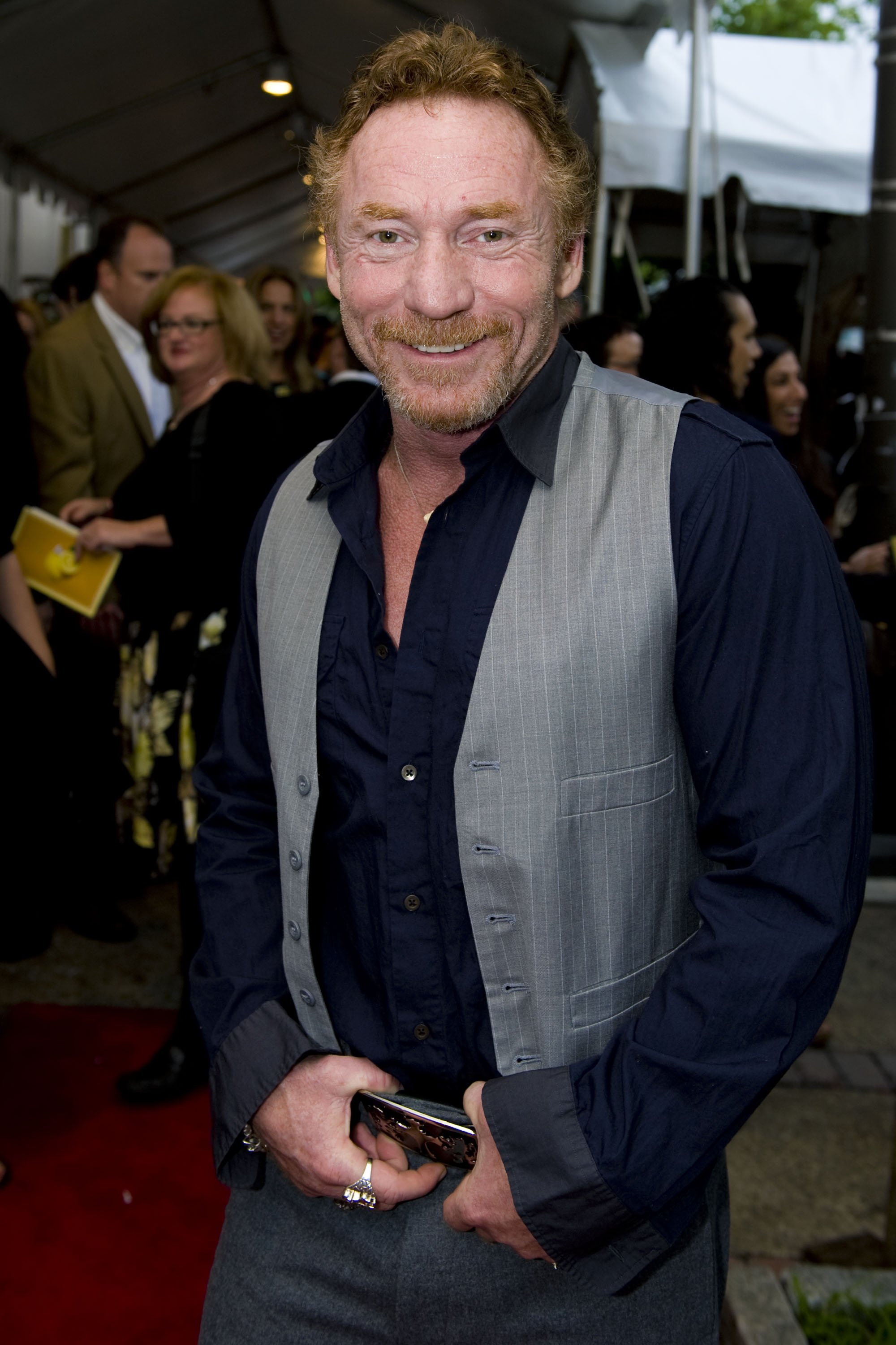 Danny Bonaduce is seen at the 4th Annual Great Chefs Event Benefiting Alex's Lemonade Stand Foundation at Osteria on June 17, 2009 | Photo: Getty Images