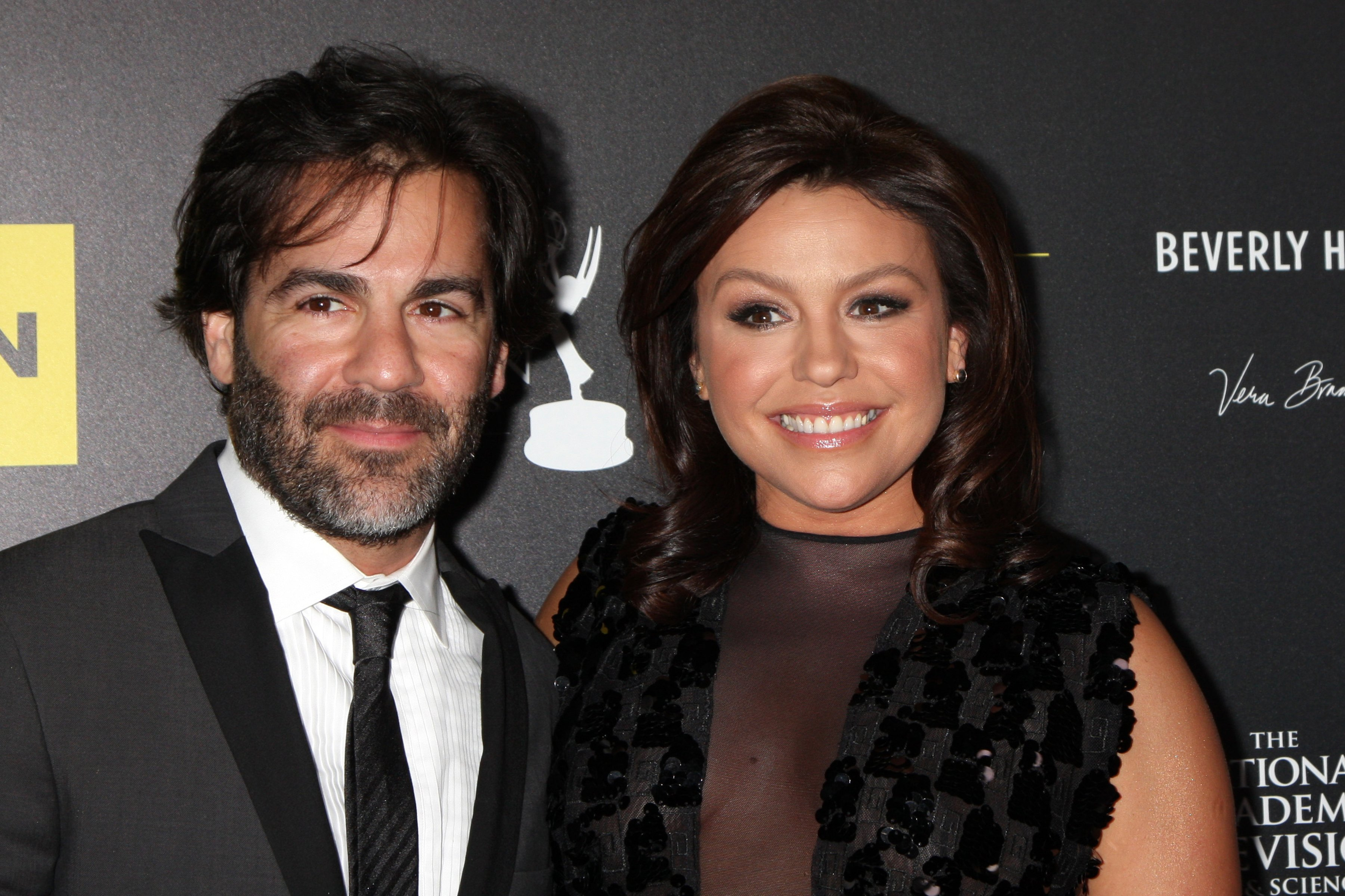 Rachael Ray and husband, John Cusimano at the Daytime Emmy Awards hosted in Beverly Hills, California in 2012. | Photo: Shutterstock.