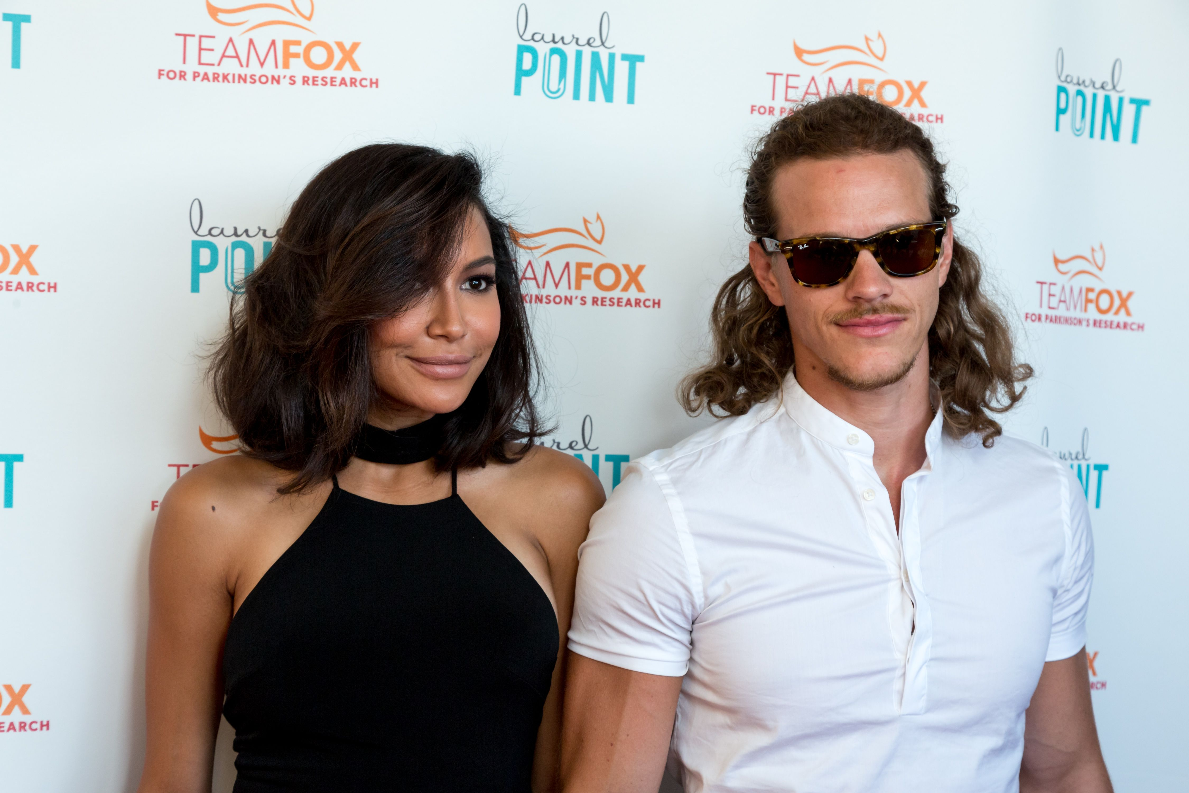 L'actrice Naya Rivera et son ex-mari Ryan Dorsey | Photo : Getty Images