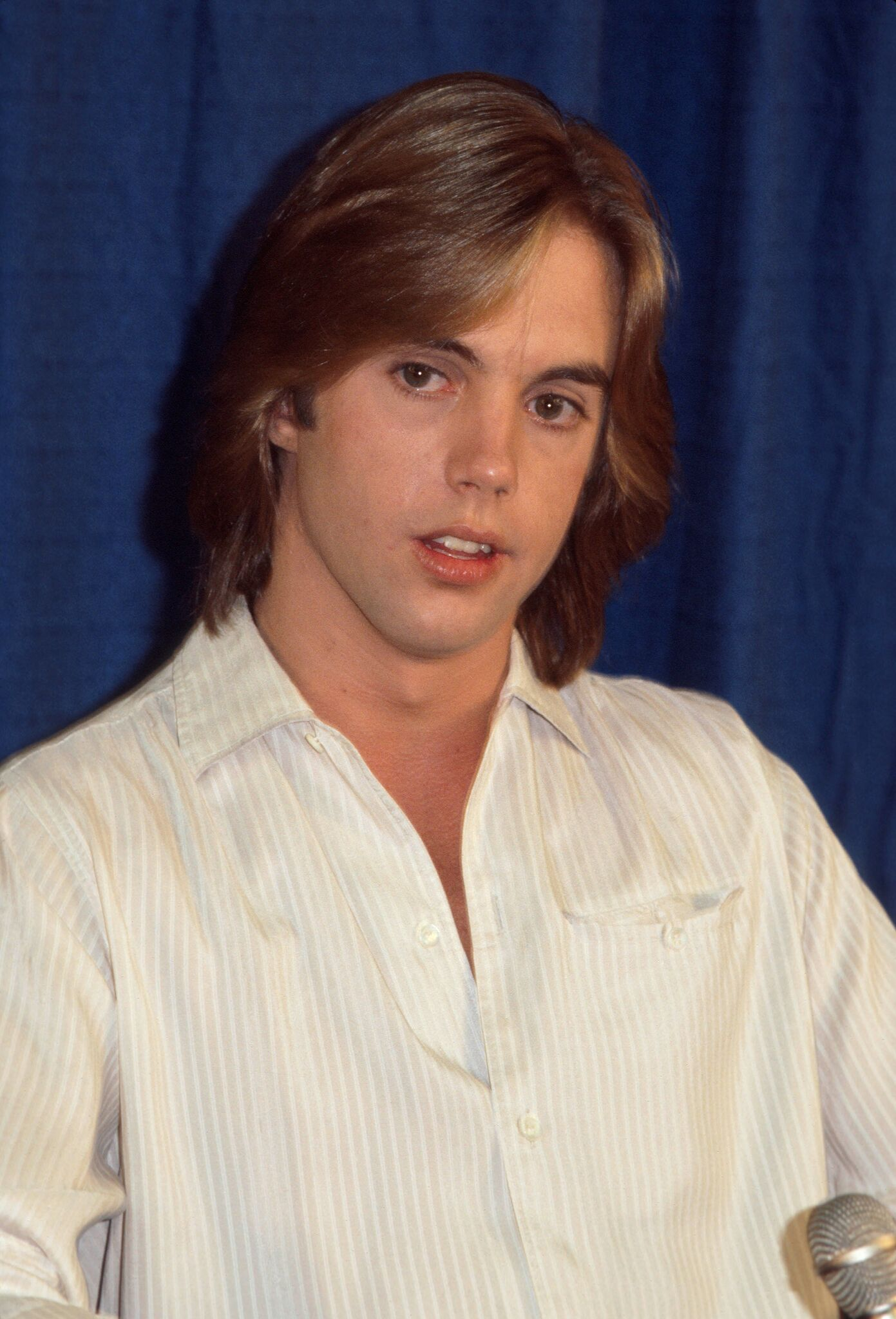 Shaun Cassidy, United States, 1978. | Getty Images / Global Images Ukraine