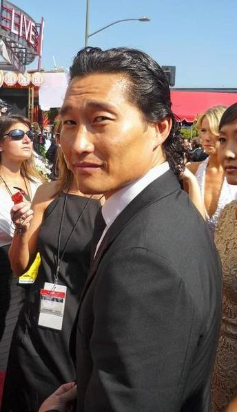Daniel Dae Kim at the 2008 Emmy Awards. | Source: Getty Images
