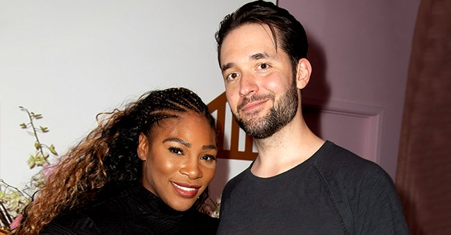 Serena Williams' Husband Pens a Sweet Message to Her & Olympia on International Women's Day