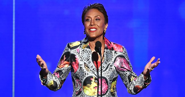 Robin Roberts of GMA Reminds People to Take Control of Joy during Chaotic Times