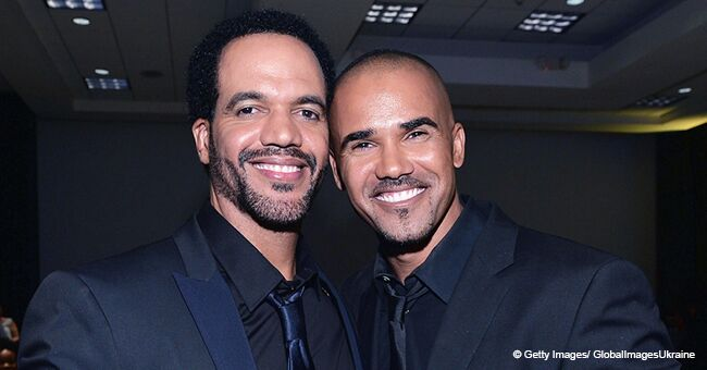 Shemar Moore to Honor Late 'Brother' Kristoff St John on a Special Episode of 'The Talk'