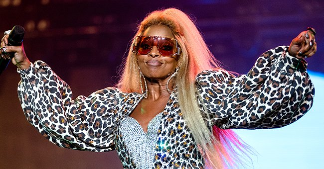 Check Out Mary J Blige's Fit Figure in a Trendy Gold Bikini as She Celebrates Her 50th Birthday