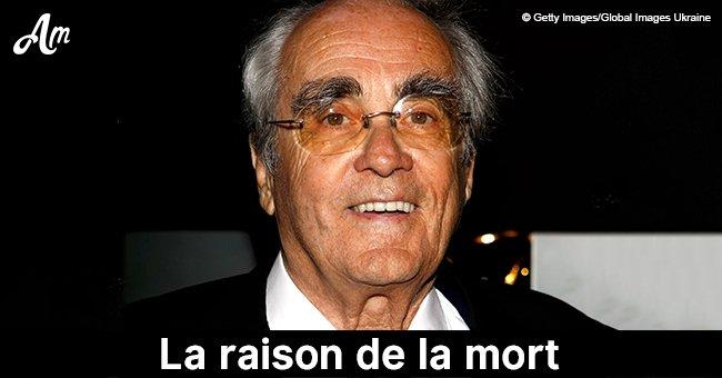 Michel Legrand : La raison de sa mort est dévoilée par son manager