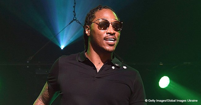 Future's Alleged Baby Mama Shows off Her Growing Baby Bump in Revealing Photo Shoot