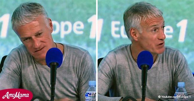 Ennuyé, Didier Deschamps explique enfin pourquoi il s'est fait refaire les dents