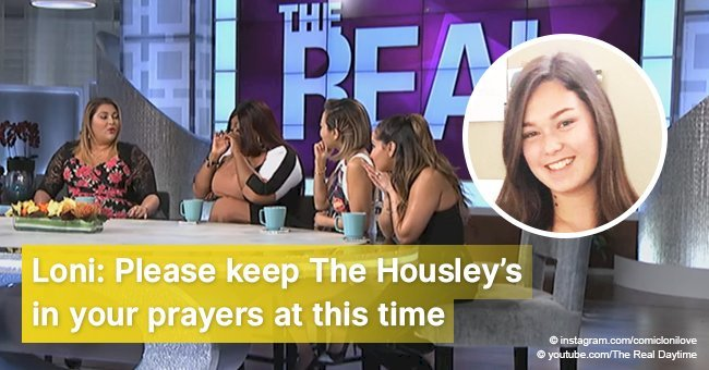 'The Real' co-hosts send messages of love to Tamera Mowry after her niece dies in mass shooting