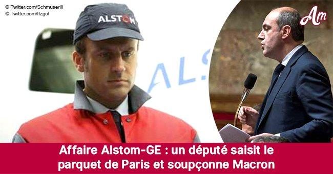 Affaire de la vente d'Alstom aux Américains: un député interpelle Macron dans une lettre spéciale