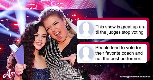 'The Voice' fans think viewers' votes 'killed the show' after Kelly Clarkson's singer wins