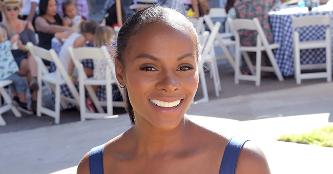 Tika Sumpter Shared Rare Pic of Her Glamorous Mom on Mother's Day