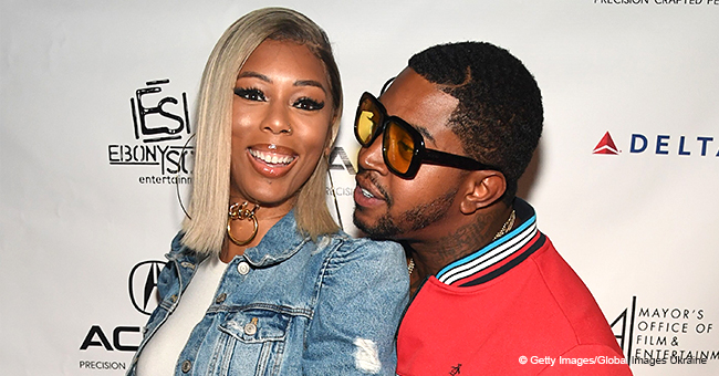 Lil Scrappy's Wife Bambi Lashes out at Fan Who Called Her a 'Side Chick'
