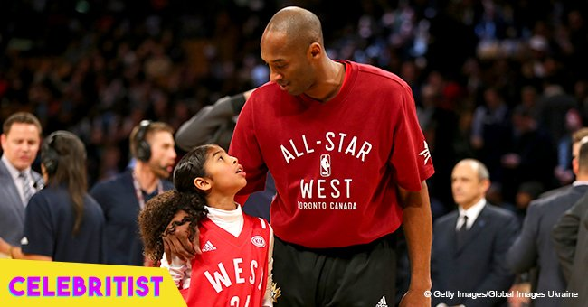 Kobe Bryant proudly shares video of 12-year-old daughter slaying & scoring in a basketball game