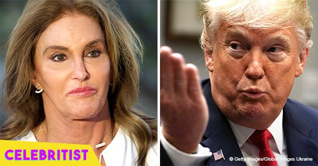 Caitlyn Jenner slammed heavily after calling out Trump over trans rights