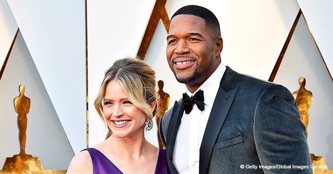 Michael Strahan Switches Lives with 'GMA' Co-Host Sara Haines, Babysits Her Children for a Day