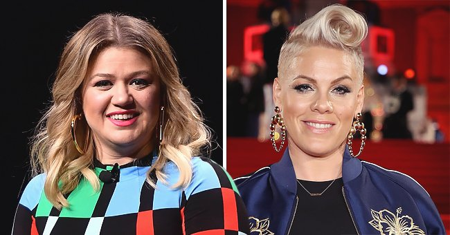 Kelly Clarkson Supports Pink's Opinion about Aging Naturally in Tweet