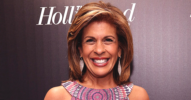 Hoda Kotb of 'Today' Show Hosts Ice-Cream Party on Cold November Morning with Daughter Haley Joy and Friends