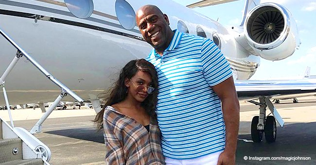 LAPD reportedly arrests suspect in connection to Magic Johnson's daughter Elisa's home invasion