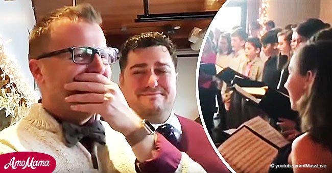 Maestro gay va a casarse y lo esconde de sus alumnos por miedo, pero ellos lo sorprenden