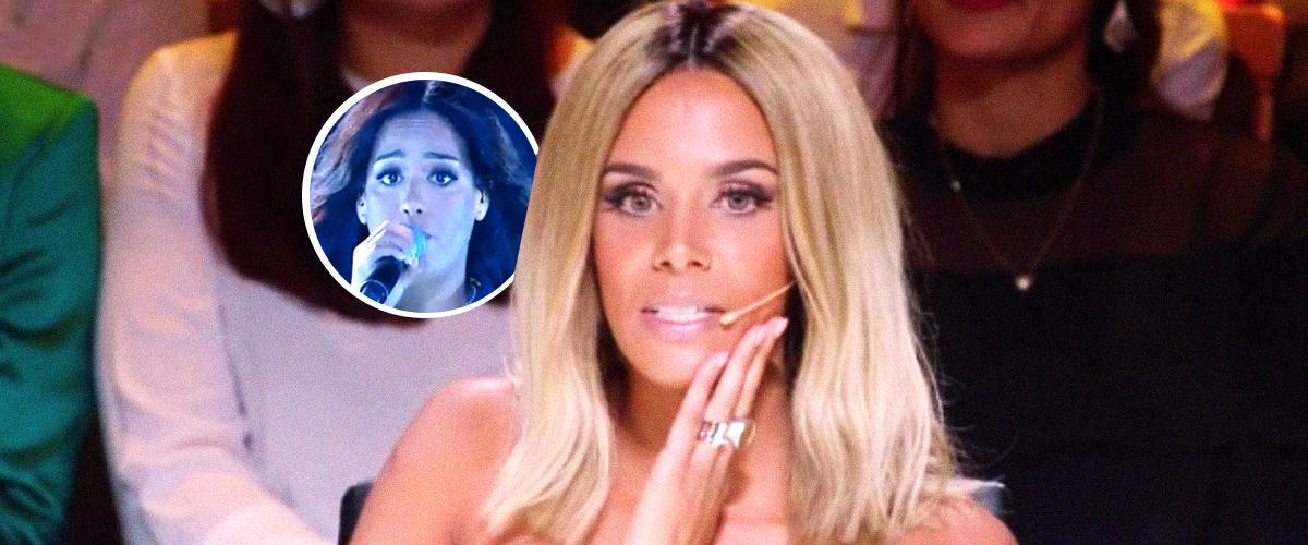 Danse avec les stars : TF1 oublie d'éteindre le micro de Shy'm pendant la chanson d'Amel Bent