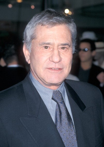 James Farentino on November 19, 1998 at 6363 Hollywood Boulevard in Hollywood, California.   Photo: Getty Images