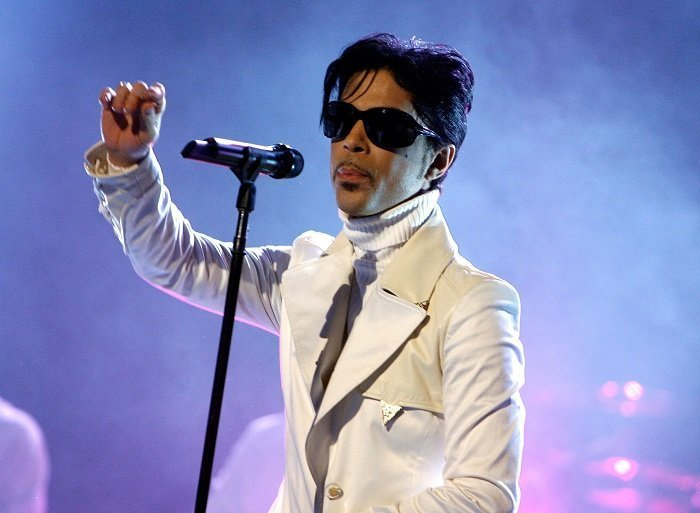 Prince I Image: Getty Images