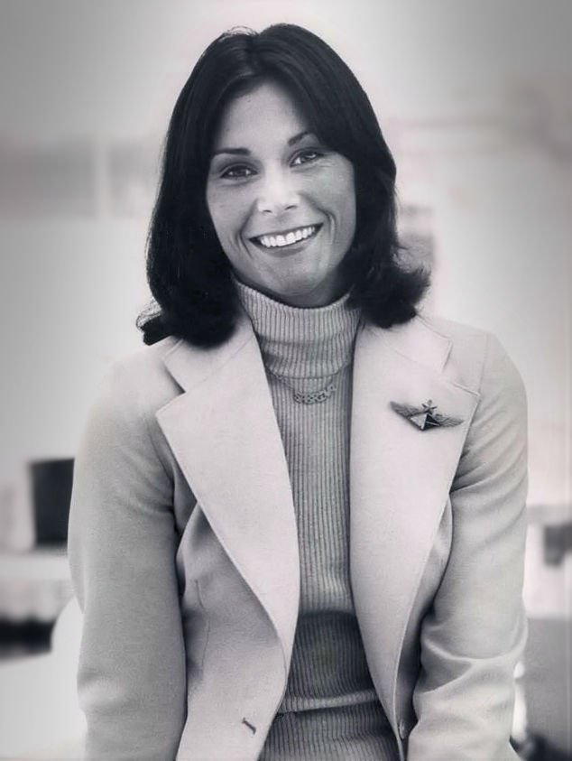 Publicity photo of actress Kate Jackson from the television program Charlie's Angels in 1976 | Photo: Wikimedia Commons Images