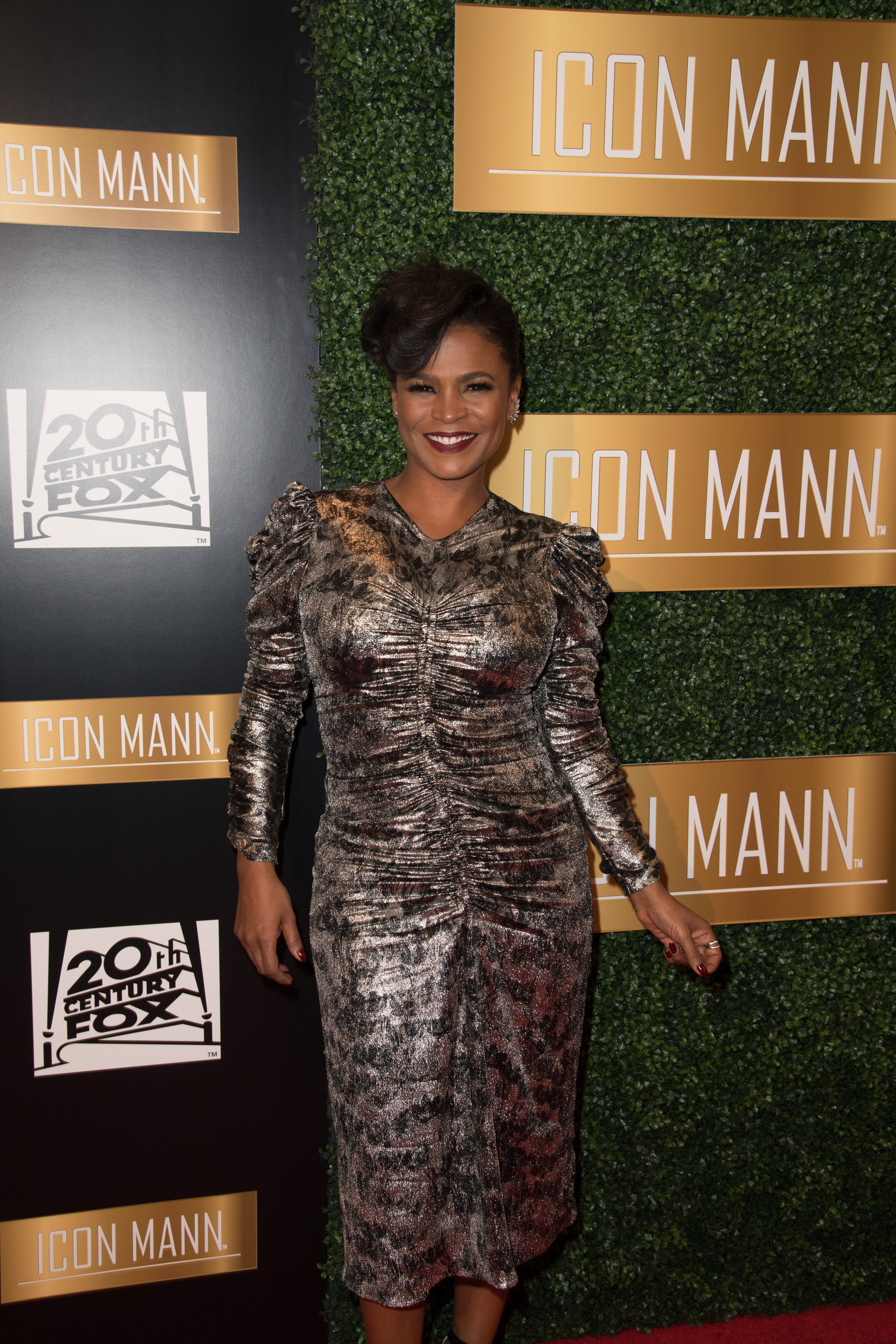 Nia Long, actress, at a 20th Century Fox Event | Photo: Getty Images