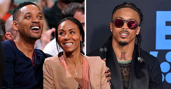 How Will Smith Reacted to August Alsina's Claims of Getting His Permission to Have an Affair with Wife Jada