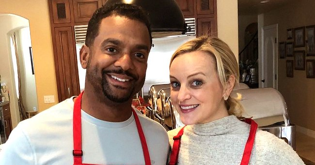 Alfonso Ribeiro's Daughter Ava Gets to Visit Her Great-Grandma's House Amid Their Family Road Trip