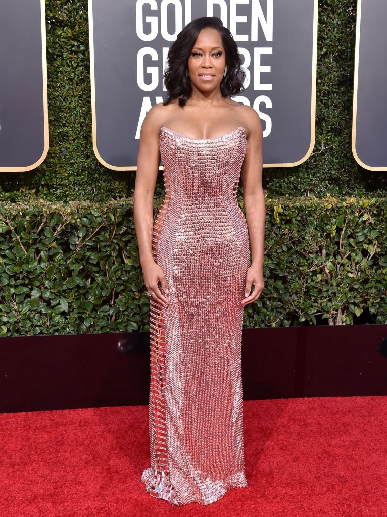 Regina King attends the 76th Annual Golden Globe Awards at The Beverly Hilton Hotel on January 6, 2019  | Photo: Getty Images