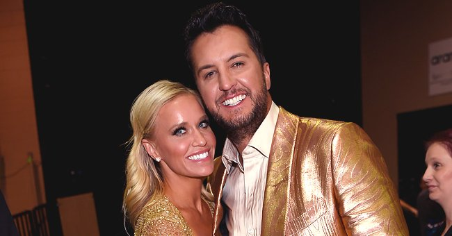 Luke Bryan's Wife Caroline Shares Heartwarming Photos with Her Country Star Husband on Their 13th Anniversary