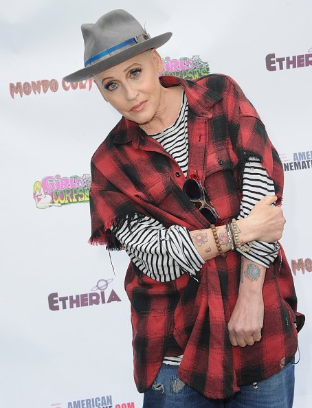 Lori Petty at the Egyptian Theatre on June 16, 2018 in Hollywood, California. | Photo: Getty Images