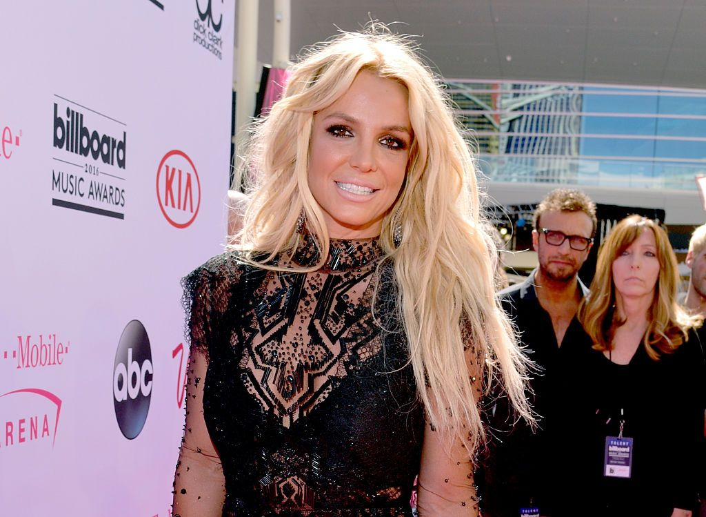 Britney Spears at the 2016 Billboard Music Awards at T-Mobile Arena on May 22, 2016   Photo: Getty Images