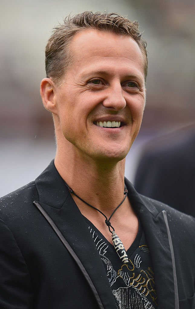 La légende de la F1 Michael Schumacher. | Photo : Getty Images