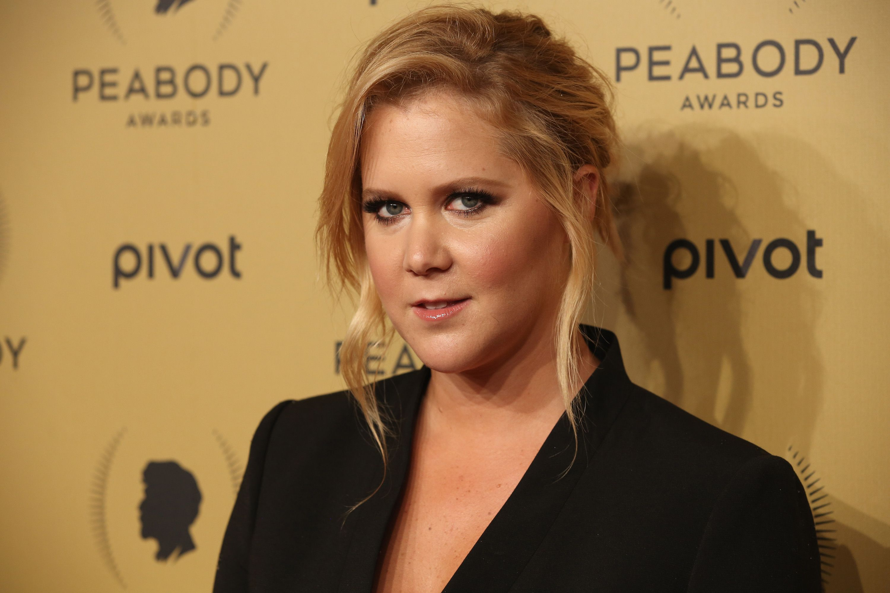 Amy Schumer at the 74th Annual Peabody Awards Ceremony at Cipriani Wall Street on May 31, 2015, in New York City. | Source: Getty Images