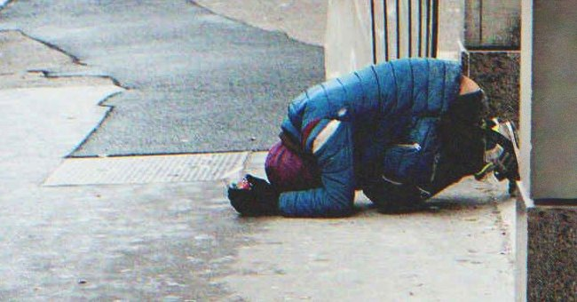 Richard was a poor homeless man who lived on the streets in Florida   Photo: Shutterstock