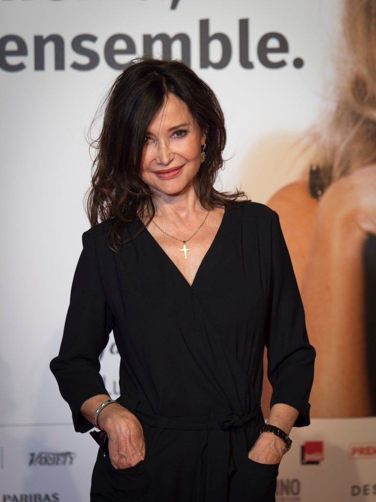 L'actrice Évelyne Bouix. l Source: Getty Images