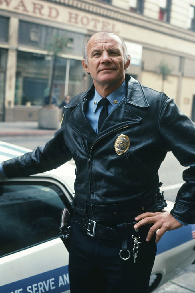 "Michael Conrad as Sgt. Phil Esterhaus in ""Hill Street Blues"" - Season 1, Episode 108 on December 01, 1980 