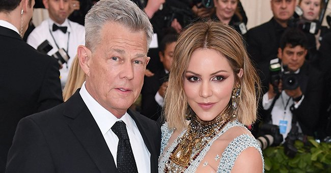 David Foster & Katharine McPhee Expecting Their 1st Child a Year after Tying the Knot