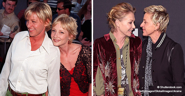 The List of All Ellen Degeneres' Girlfriends and How She Overcame a Love Tragedy